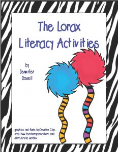 the lorax activities