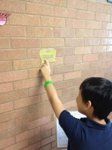math word problems scavenger hunt
