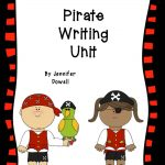pirate writing unit