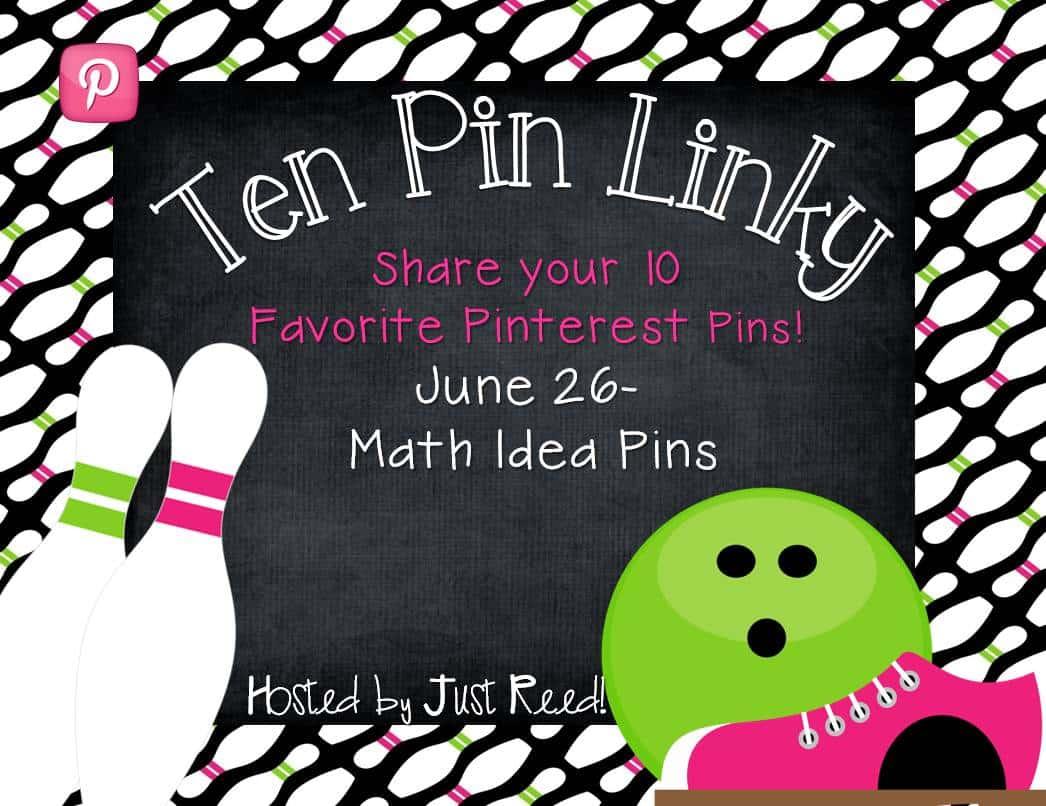 math pins ten pin linky