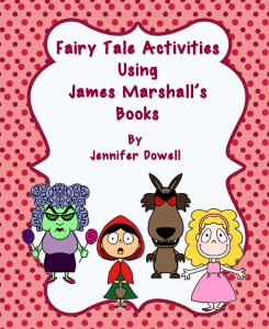 fairy tale activities