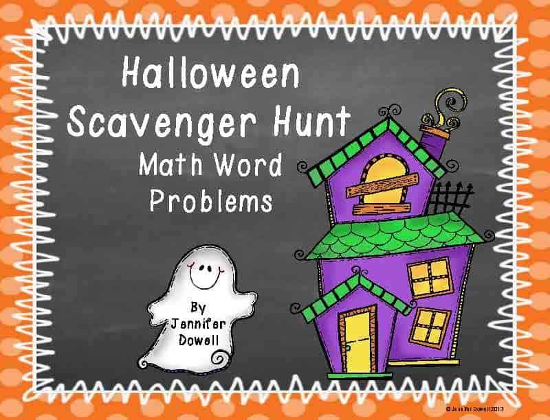 Halloween Math Word Problems Fourth Grade Halloween Comstume – Halloween Math Word Problems Worksheets
