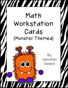 MathWorkstationCardsMonsterThemedFreebie_Page_1