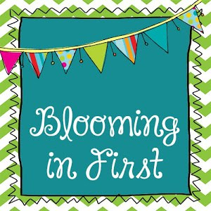 blooming blog button