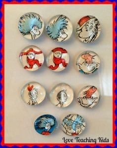 dr seuss magnets