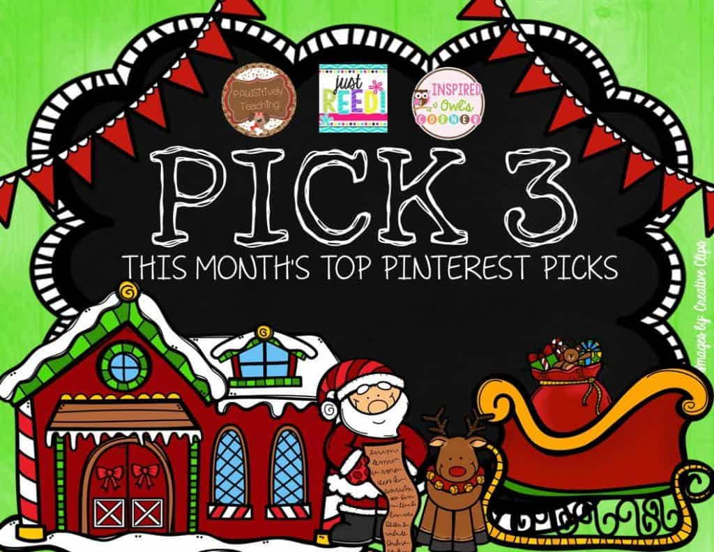Pick 3 Pinterest Party