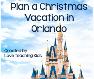 Plan a Christmas Vacation in Orlando