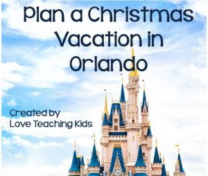 Plan a Christmas Vacation in Orlando