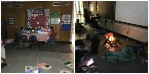 writing at camp