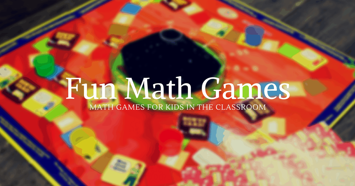 Fun Math Games for Kids