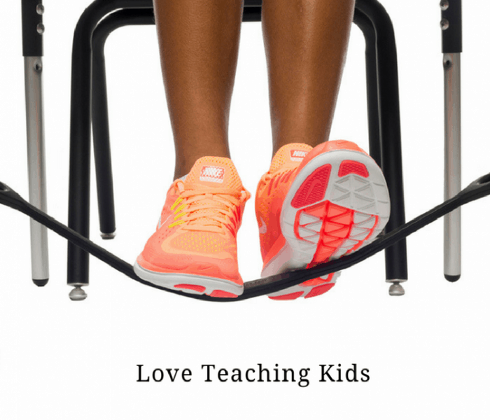 Stupendous Bouncy Bands In The Classroom Love Teaching Kids Inzonedesignstudio Interior Chair Design Inzonedesignstudiocom