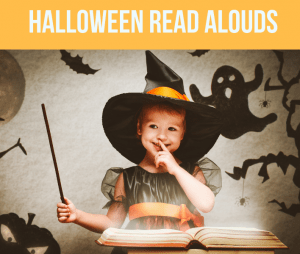 Halloween read alouds