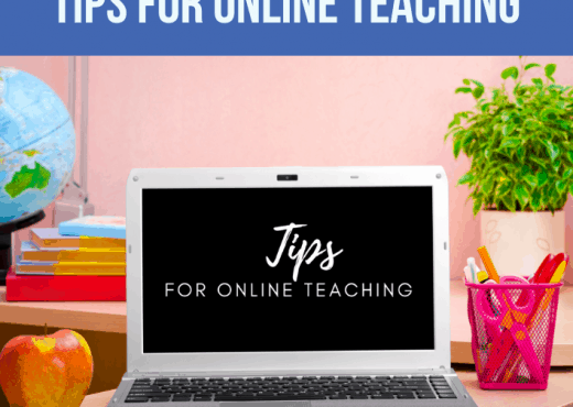 7 tips for online teaching